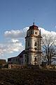 Krzydłowice gmina Grębocice - Kościół św. Marii Magdaleny zetem.jpg