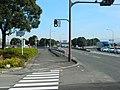 Kumamoto prefectural roads 36 Kumamoto-Mashiki border.JPG
