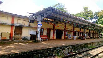 Kundara railway station - Image: Kundara railway station, Aug 2015