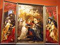 Kunsthistorisches Museum Wien, Rubens, der Ildefonso-Altar.JPG