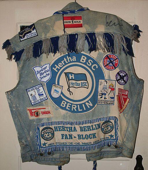 Kutte Hertha BSC