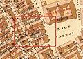 Kvarteret Aesculapius Rådstugan mm Gamla stan 1885.jpg