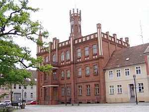 Kyritz - Town hall