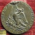 L'antico (maniera), medaglia di diva julia astallia, verso con fenice.JPG