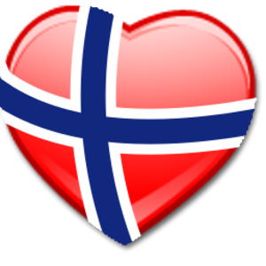 Norwegian Directorate for Cultural Heritage - Image: LA2 Norway heart