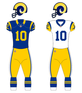 History of the Los Angeles Rams