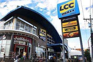Nabua, Camarines Sur - LCC Nabua is the largest commercial establishment in the municipality