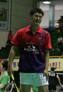 Lee Jae-jin (badminton) Badminton player