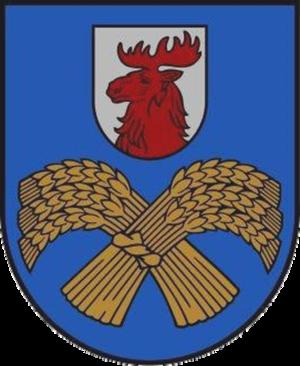 Jelgava Municipality - Image: LVA Jelgavas novads COA
