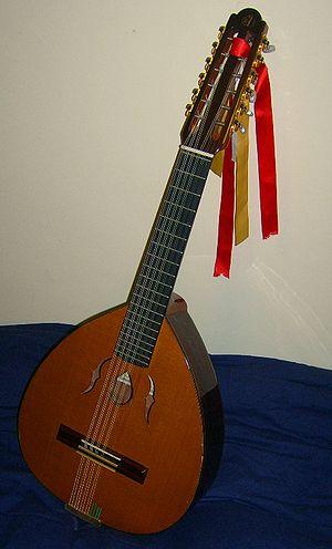 Laúd - Spanish laúd