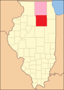 LaSalle County Illinois 1831