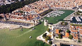La Rochelle - Old harbour of La Rochelle