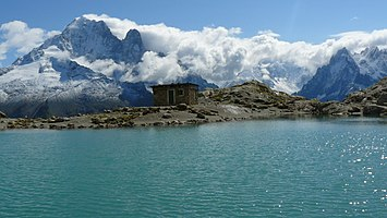 Lac Blanc (Chamonix)