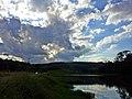Lago às margens da estrada rural Itatiba. - panoramio.jpg