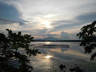 San Pablo, Laguna - Lake Sampaloc