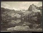 Lake Blanche, Big Cottonwood Canon, Utah. C.R. Savage, Photo.jpg