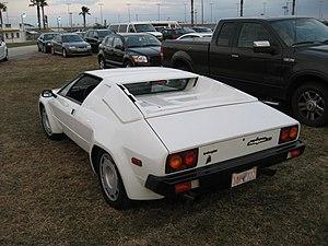 Lamborghini Jalpa - Lamborghini Jalpa.