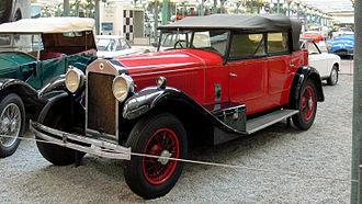 Lancia Dilambda - First series Lancia Dilambda