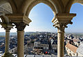 Laon Cathedral View from Gallery 01.JPG