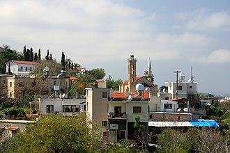 Lapithos - A general view of Lapithos