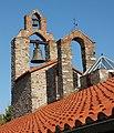 Laroque Église Saint-Félix bell gable.jpg