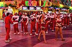 Las Vegas Bowl Pep Rally 2016 Houston Cougars (31701006405).jpg