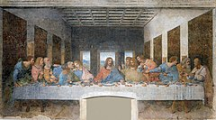 Last Supper by Leonardo da Vinci.jpg