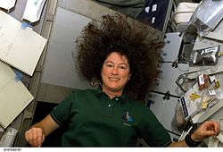 Laurel Clark During STS-107