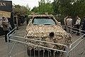 Lešany, vojenské muzeum, pouštní automobil Toyota Hilux D-4D II.JPG