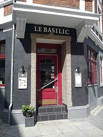 Nørre Stenbro - Image: Le Basilic