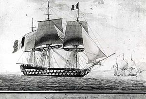 French ship Bucentaure (1803) - Bucentaure
