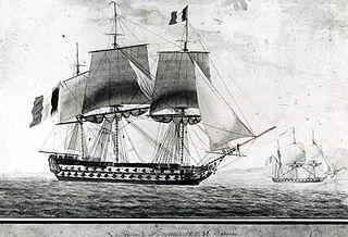 French ship <i>Bucentaure</i> ship