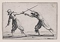 Le Duel a l'Épée et au Poignard (The Duel with the Sword and Dagger), from Les Caprices Series A, The Florence Set MET DP874422.jpg