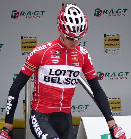 Le Touquet-Paris-Plage - Tour de France, étape 4, 8 juillet 2014, départ (B142).JPG