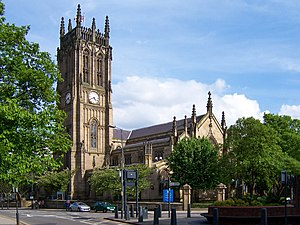 Leeds Minster - The Minster and Parish Church of Saint Peter-at-Leeds