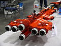 "Lego spacecraft ""Phobos 3"" (back view) at BrickFest on Saturday, March 28, 2009 in Portland, Oregon.jpg"