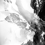 Lemon Creek and Thomas Glaciers, mountain glacier terminus and firn line, August 30, 1974 (GLACIERS 6003).jpg