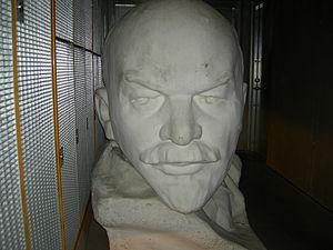 Museum of Occupations - Image: Lenin Tallinn