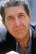 El cantautor, poeta y novelista Leonard Cohen