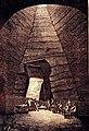 """Les merveilles de l'industrie, 1873 """"Anciennes crayères de Reims transformées en caves à vin de Champagne par M. Roederer"""". (4306311212).jpg"""