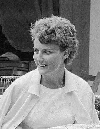 Lesley Turner Bowrey - Image: Lesley Turner 1964