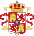 Spanish Empire escutcheon