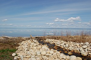 Lesser Slave Lake - Lesser Slave Lake at Canyon Creek