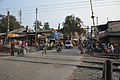 Level Crossing - Tetulia Road - SH 3 - Machlandapur - North 24 Parganas 2016-12-31 2426.JPG