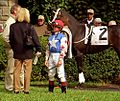 "Lexington Kentucky - Keeneland Jockey ""Pat Day"" (2144393753) (2).jpg"