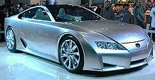 https://upload.wikimedia.org/wikipedia/commons/thumb/b/b4/Lexus_LF-A_I_LA_Auto_Show_08.jpg/220px-Lexus_LF-A_I_LA_Auto_Show_08.jpg