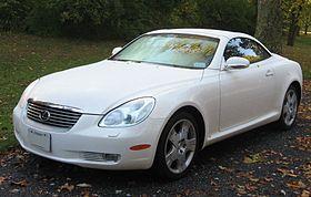2004 lexus coupe