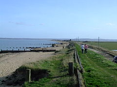 Leysdown Sea Wall 9162.JPG
