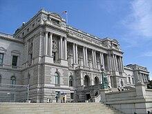 مكتبة الكونغرس (أ؟كبر مكتبة العالم)