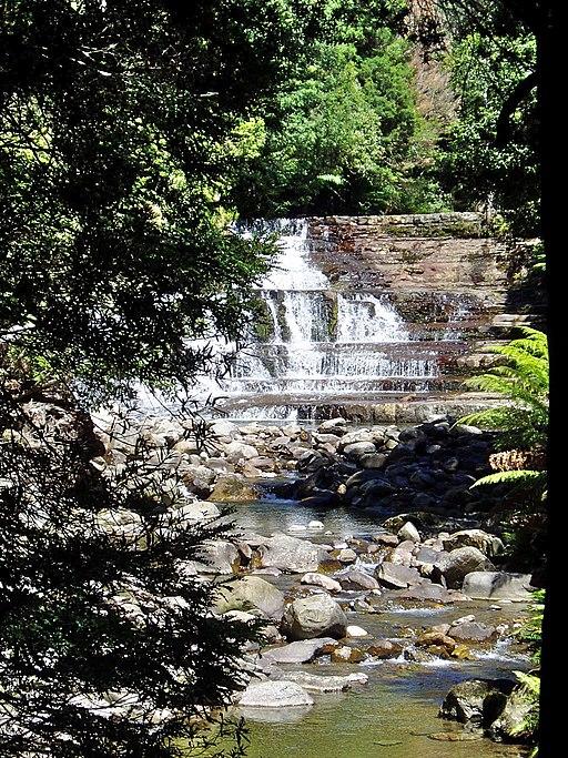 Liffey Falls, Tasmania - panoramio